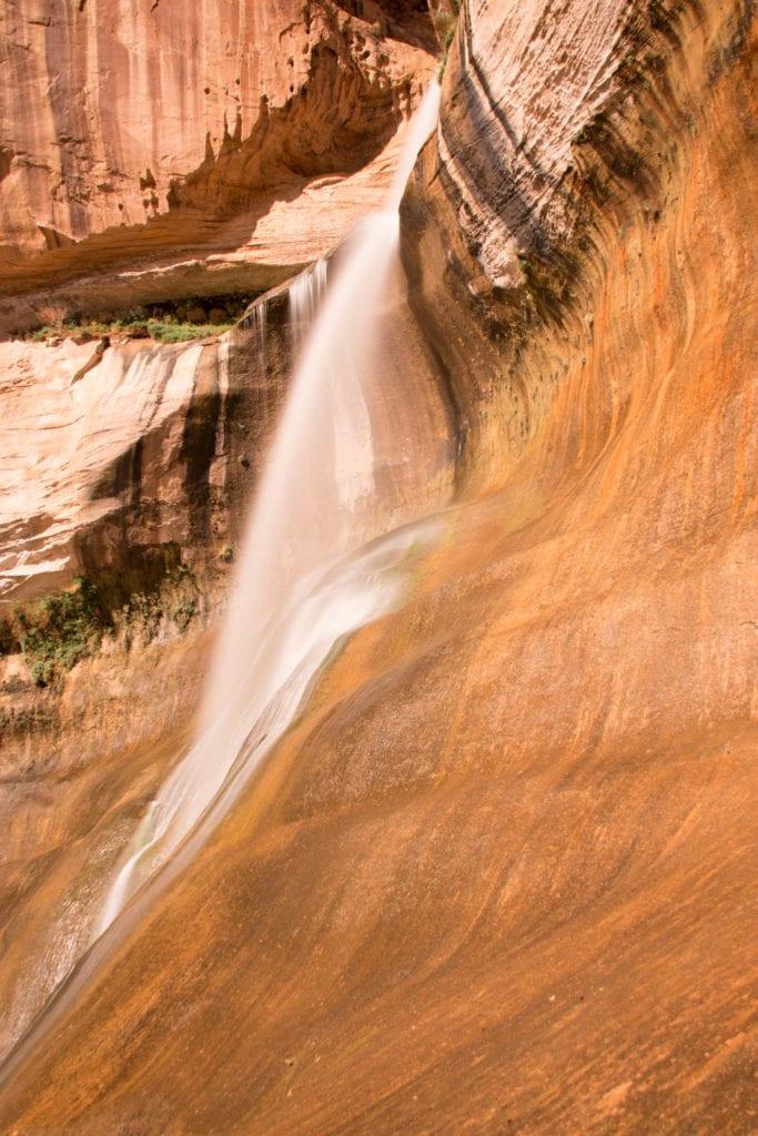 Calf Creek Falls, USA, Utah