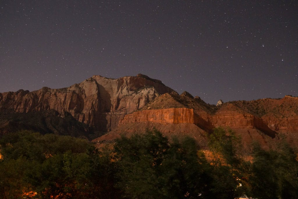 USA, Utah, Zion Nationalpark