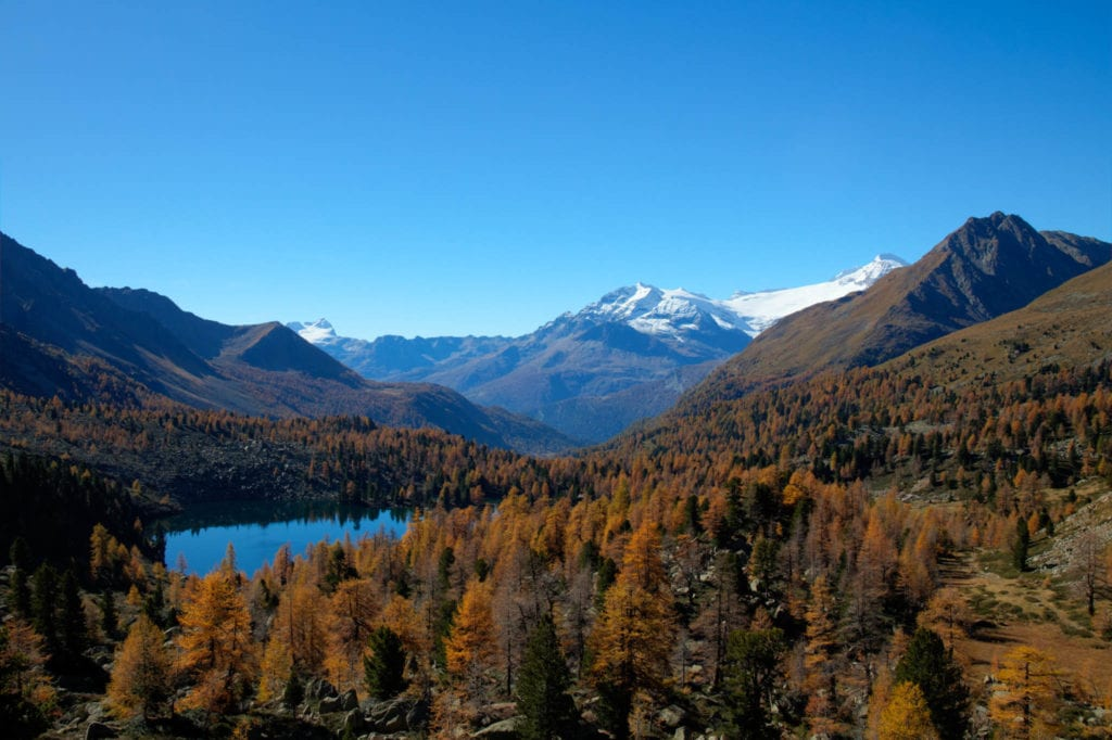 Engadin, Switzerland, Val di Campo