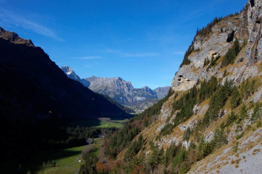 Engelberg, Führenwand, Klettersteig, Obwalden, Switzerland