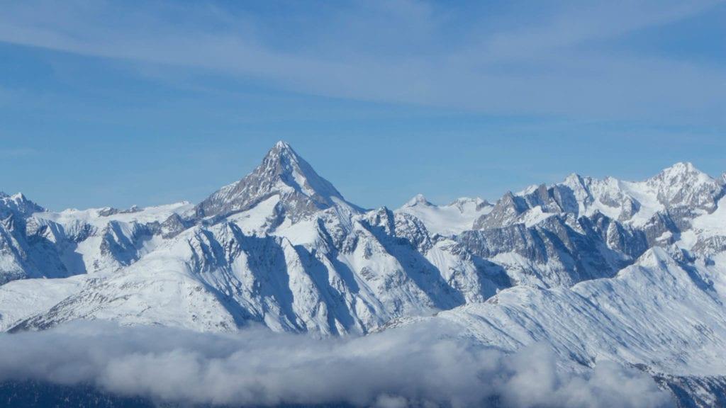 Simplon, Skitour, Wallis