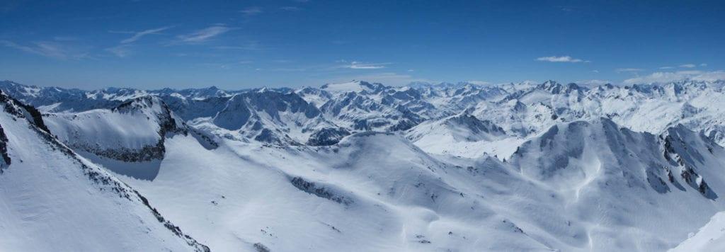 Pizzo Centrale, Skitour, Switzerland, Uri