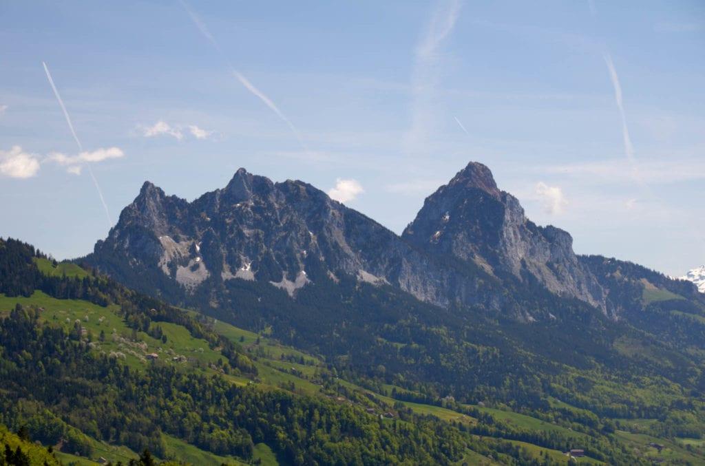 Switzerland, Wanderung, Wildspitz