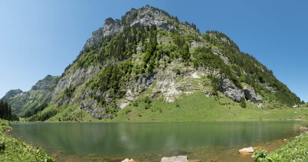 Glarus, Switzerland, Talalpsee