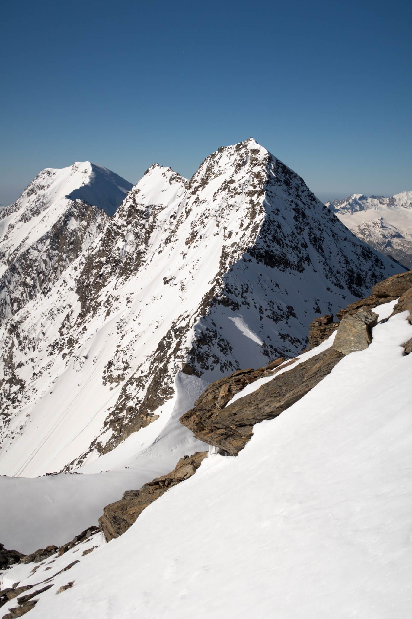 Lagginhorn Jun 2015