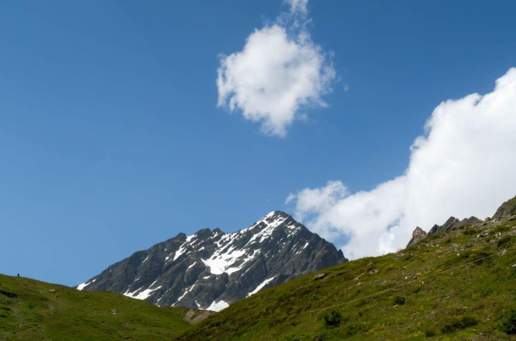 Graubünden, Hochtour, Piz Linard, Schweiz