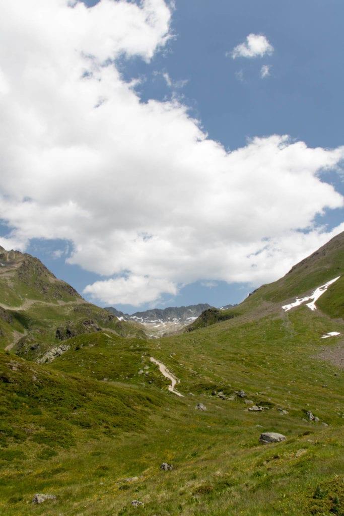 Graubünden, Keschhütte, Schweiz, Wandern