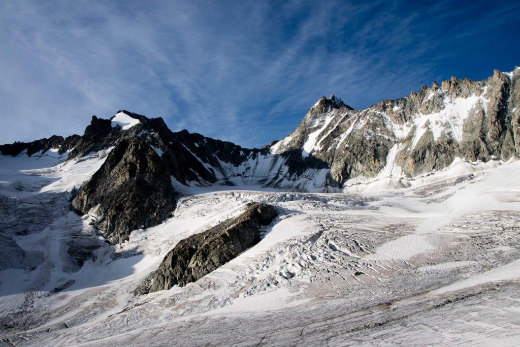 Fenetre de Salbeinaz, Hochtour, Salbeinaz, Schweiz, Wallis