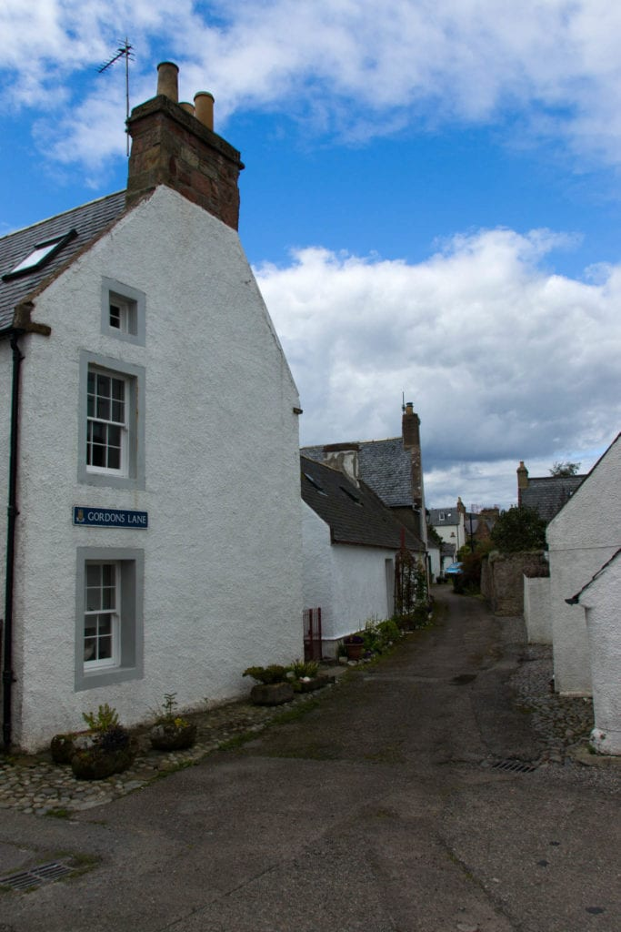Cromarty, Scotland, UK