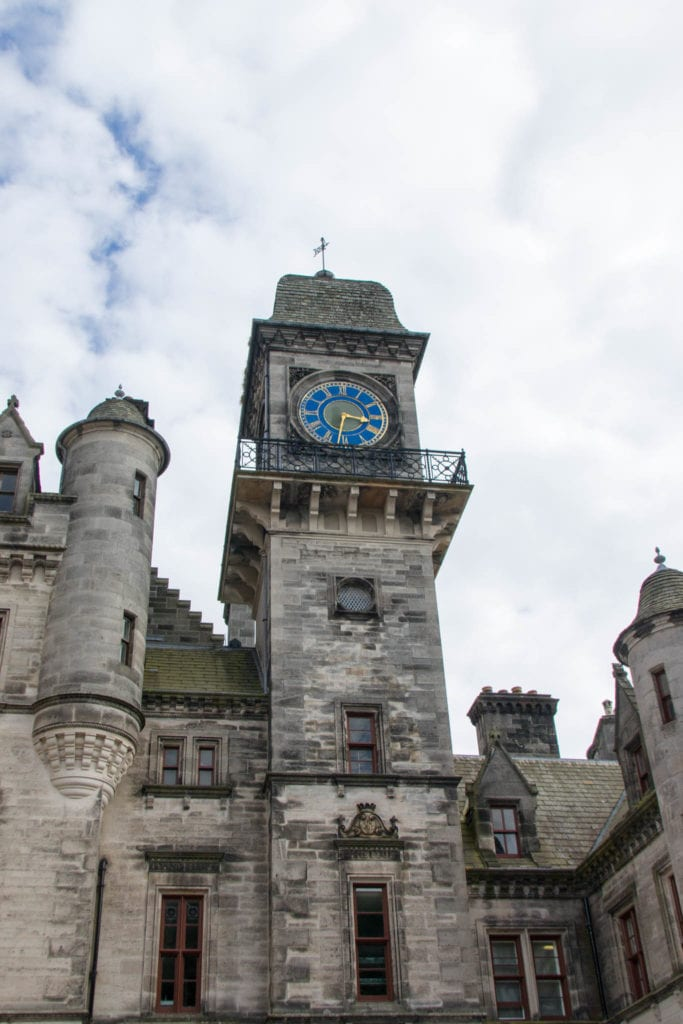 Dunrobin Castle, Scotland, UK