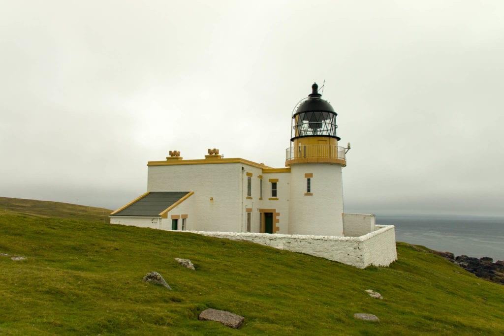 Scotland, Stoer Lighthouse, UK