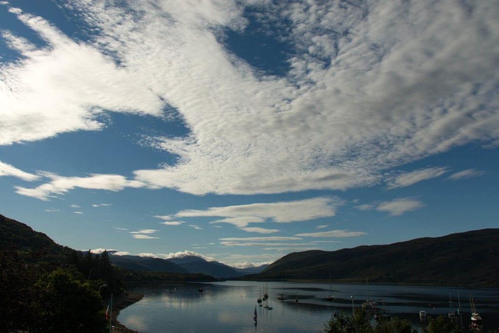 Scotland, UK, Ullapool