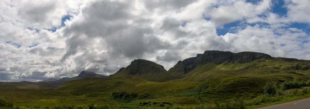 Isle of Skye, Quairang, Scotland, UK