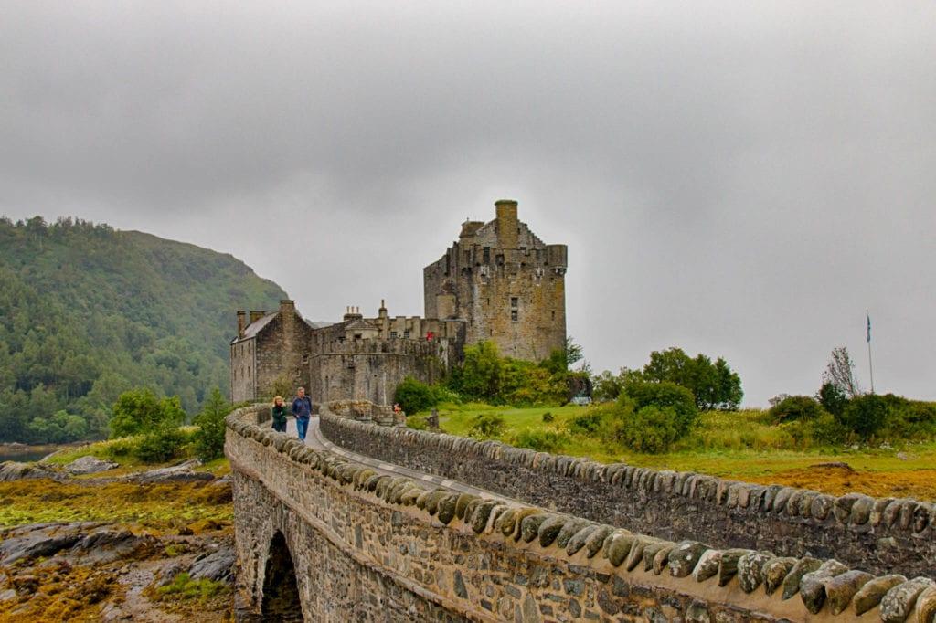 Eilean Dornan, Scotland, UK