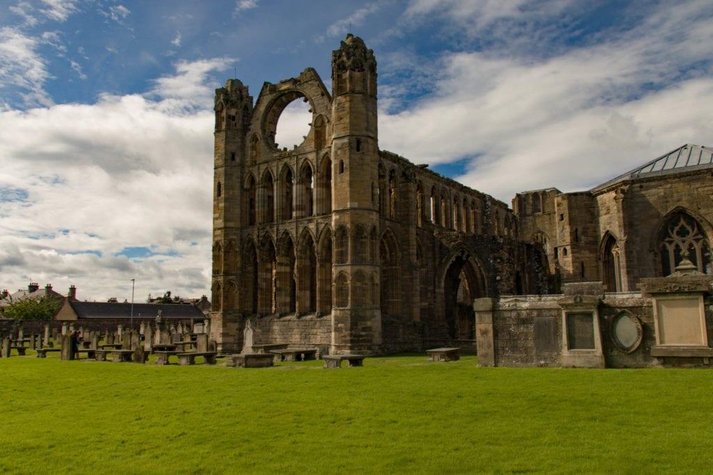 Elgin Cathedral, Scotland, UK
