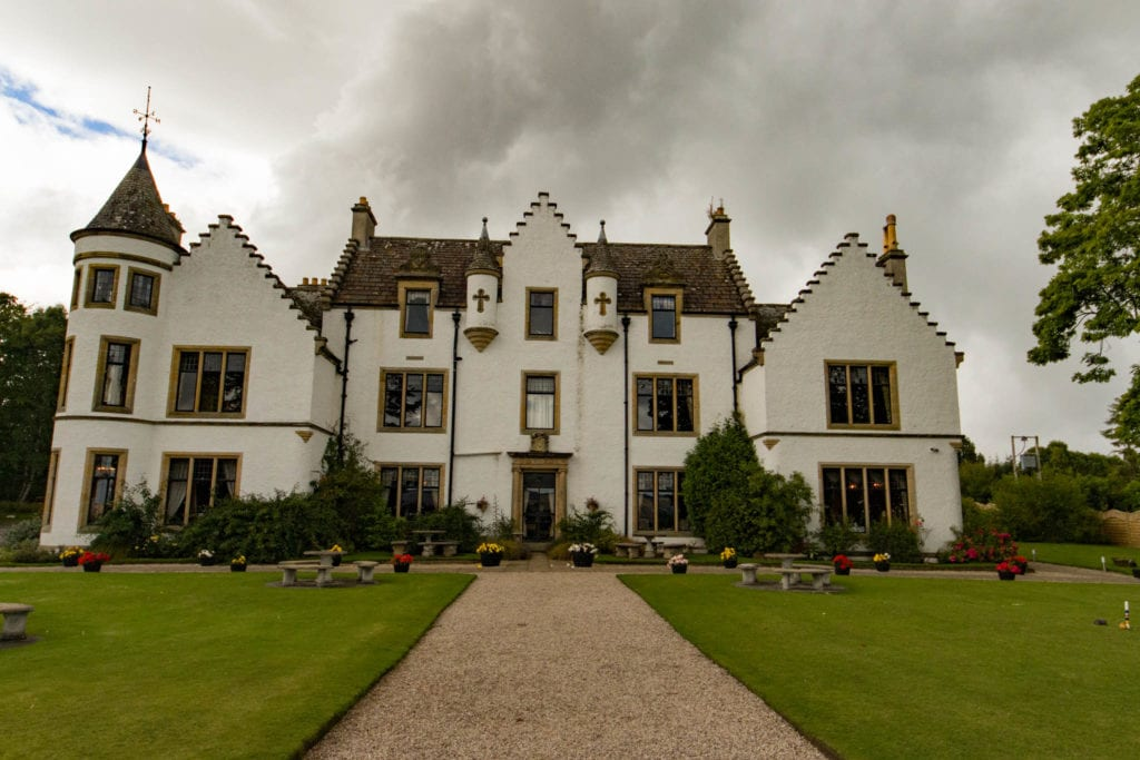 Kincraig Hotel, Scotland, UK