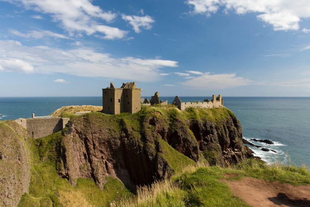 Dunnotar Castle, Scotland, UK