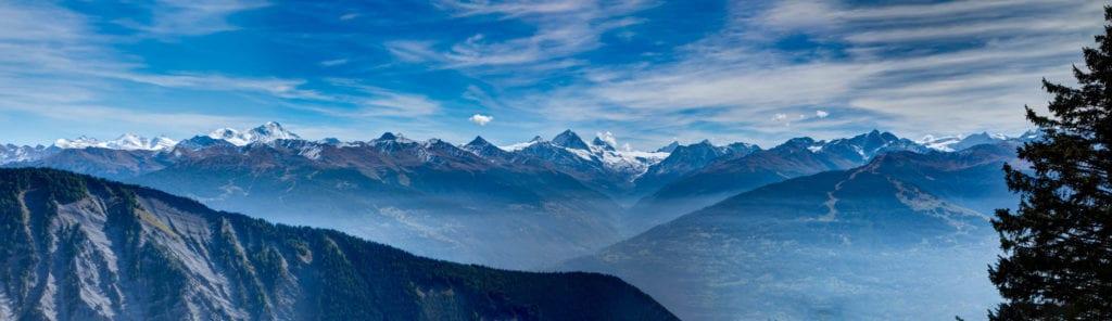 Sanetsch, Schweiz, Wallis, Wandern