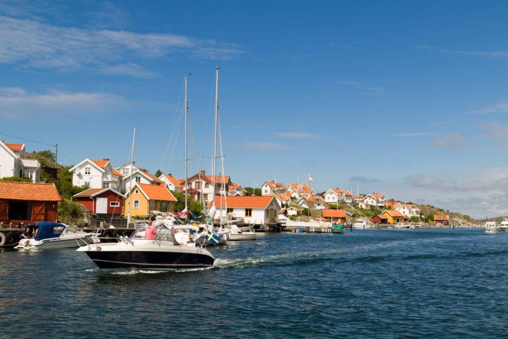 ASVZ, Sailing, Scandinavia