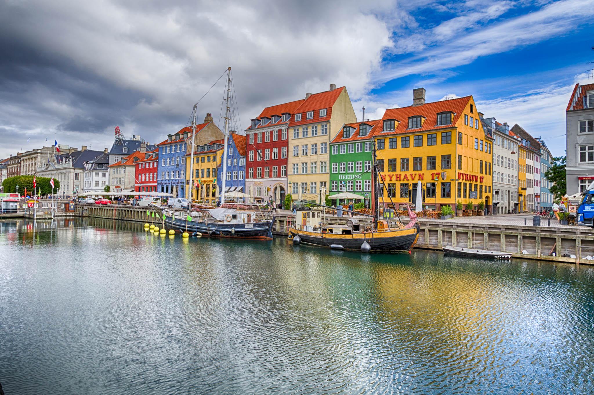 Sailing Scandinavia