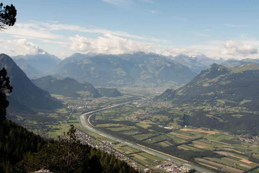 3 Schwestern, Liechtenstein, Wandern