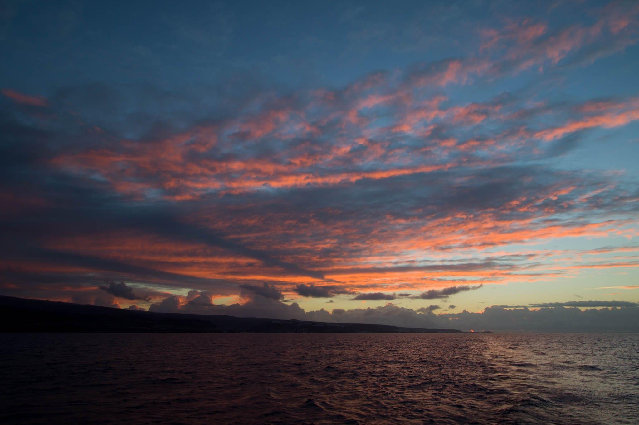Sailing Gran Canaria Nov 2016