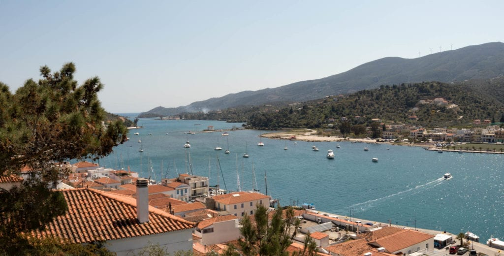 Athens, Greece, Poros, Poros Regatta, Sailing