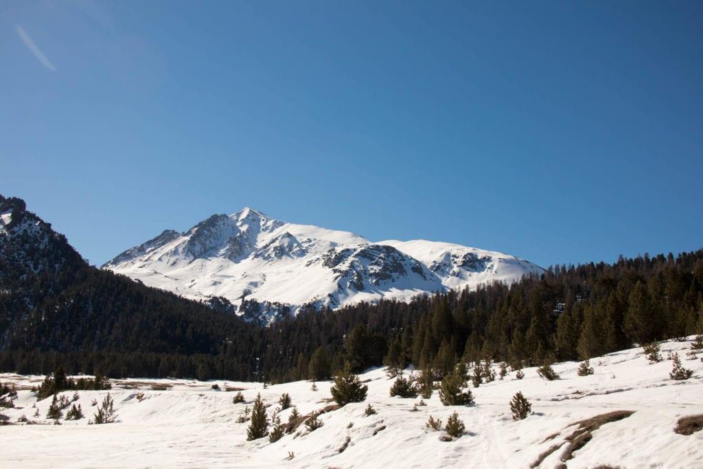 Graubünden, Schweiz, Skitour, Val Mora