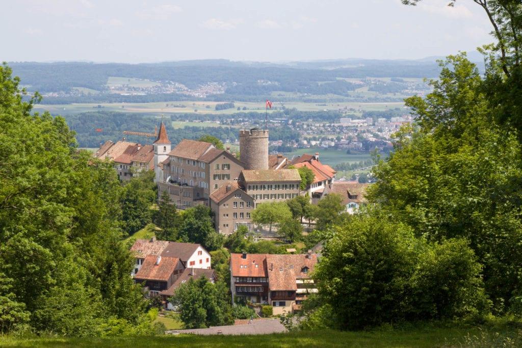Aargau, Lägern, Schweiz, Wandern, Zürich