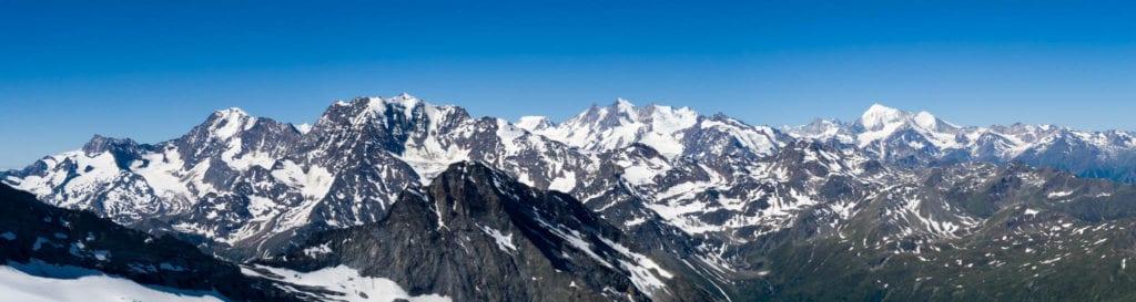 Hochtour, Schweiz, Wallis, Wasenhorn