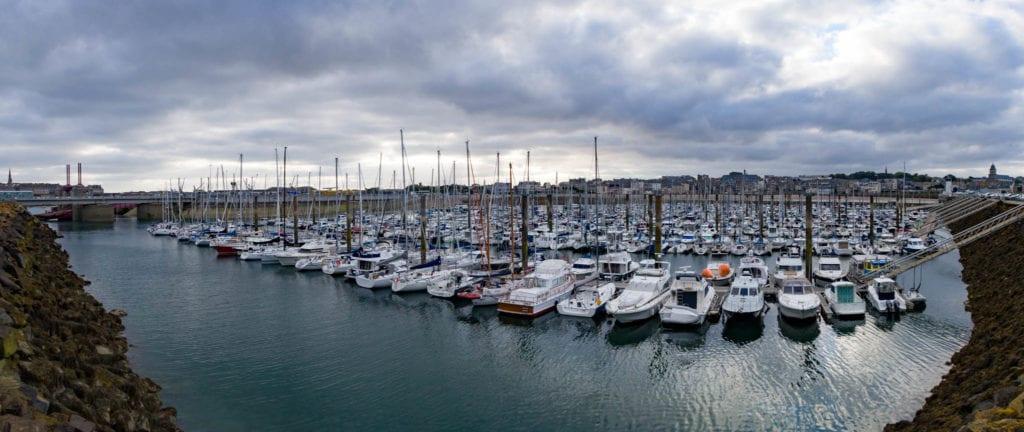 Bretagne, France, Segeln