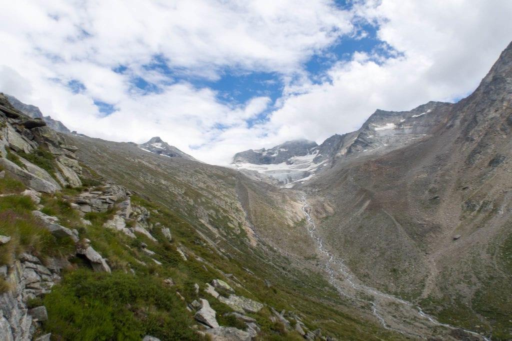 Hochtour, Schweiz, Wallis, Weissmies
