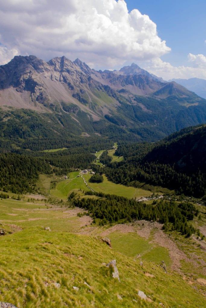 Corn di Camp, Graubünden, Hochtour, Schweiz, Val di Campo