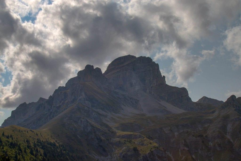 France, Hautes Alpes, Wandern
