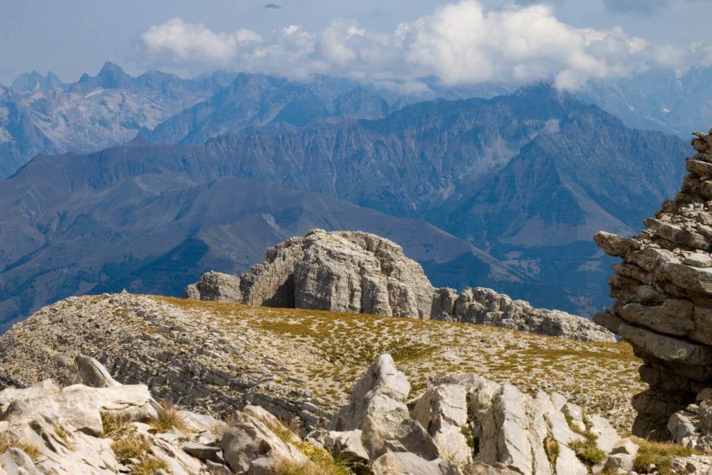 France, Hautes Alpes, Obiou, Wandern