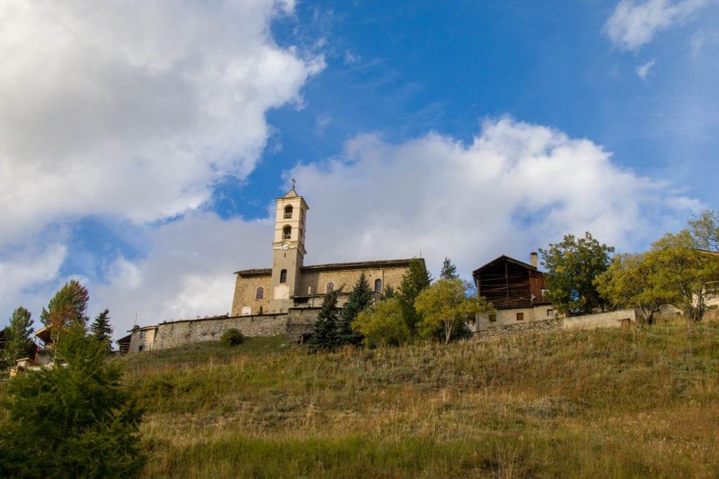 Col d'Agnel, Frankreich, Queyras