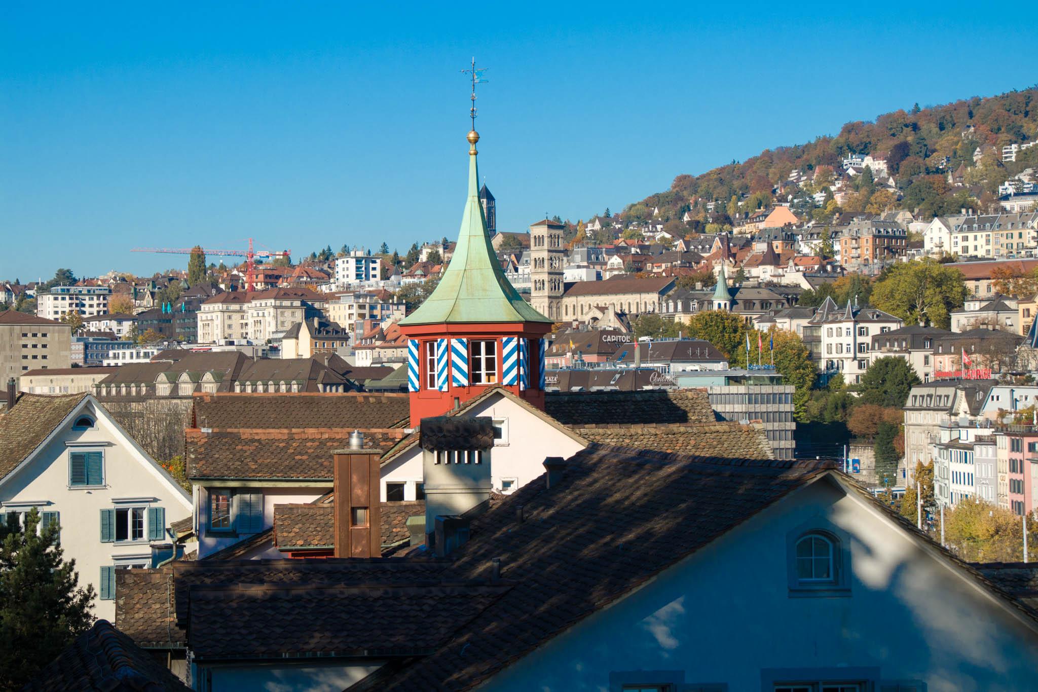 Zürich Oct 2017