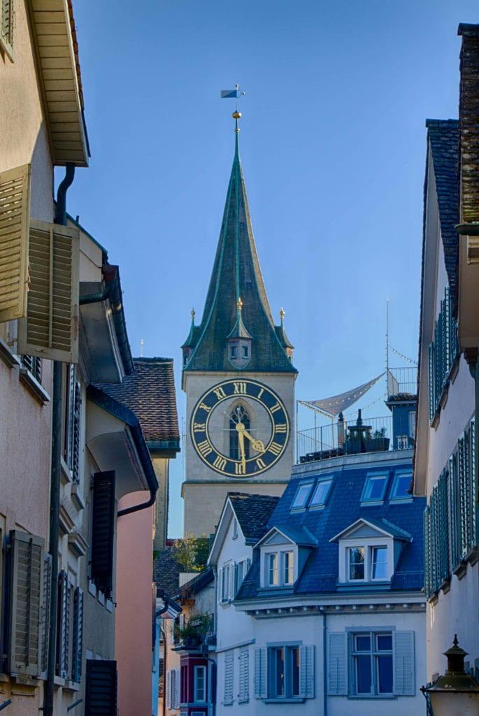 Schweiz, Zürich