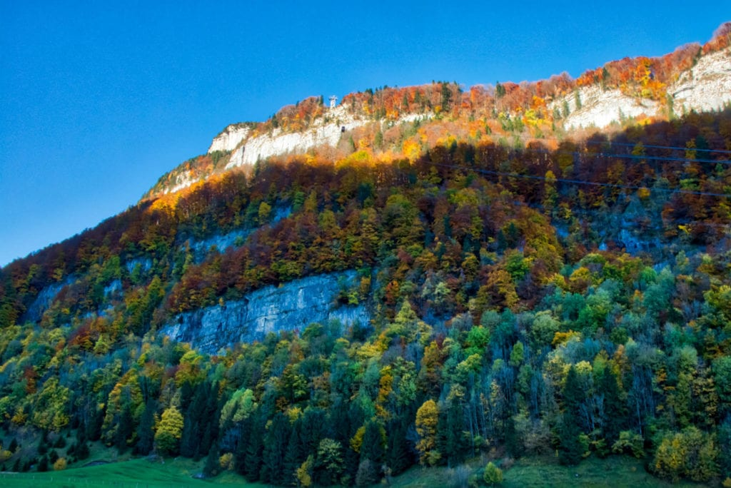 Appenzell, Ebenalp, Schweiz, Wandern