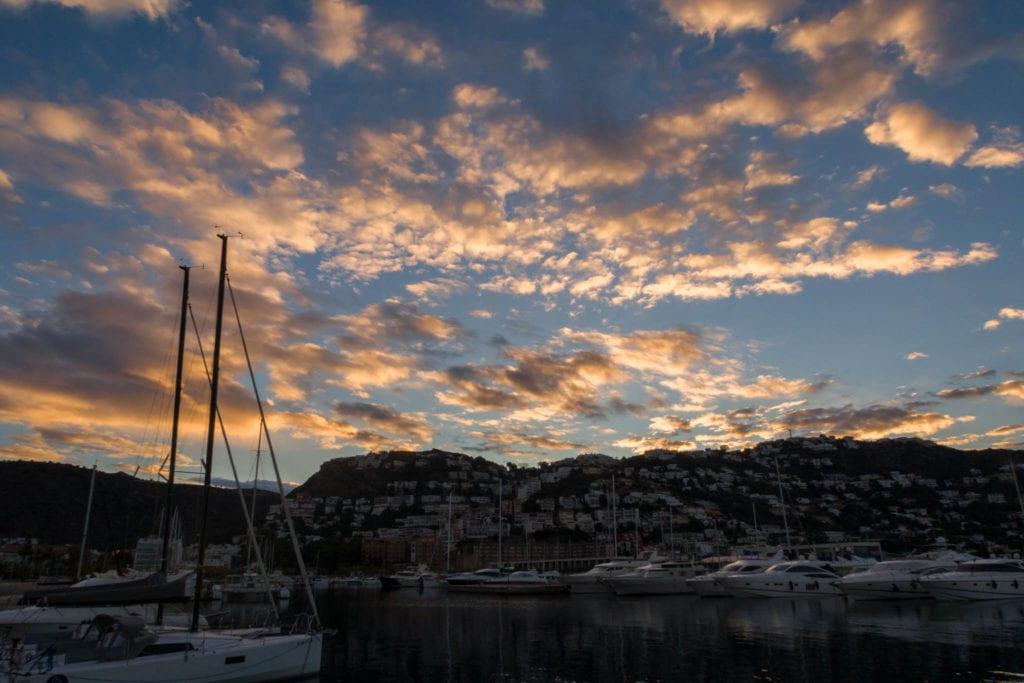 Roses, Sailing, Spain