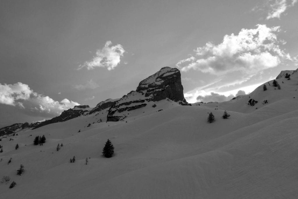 Lidernenhütte, Schweiz, Skitour, Uri, ZSS Aspirantenkurs
