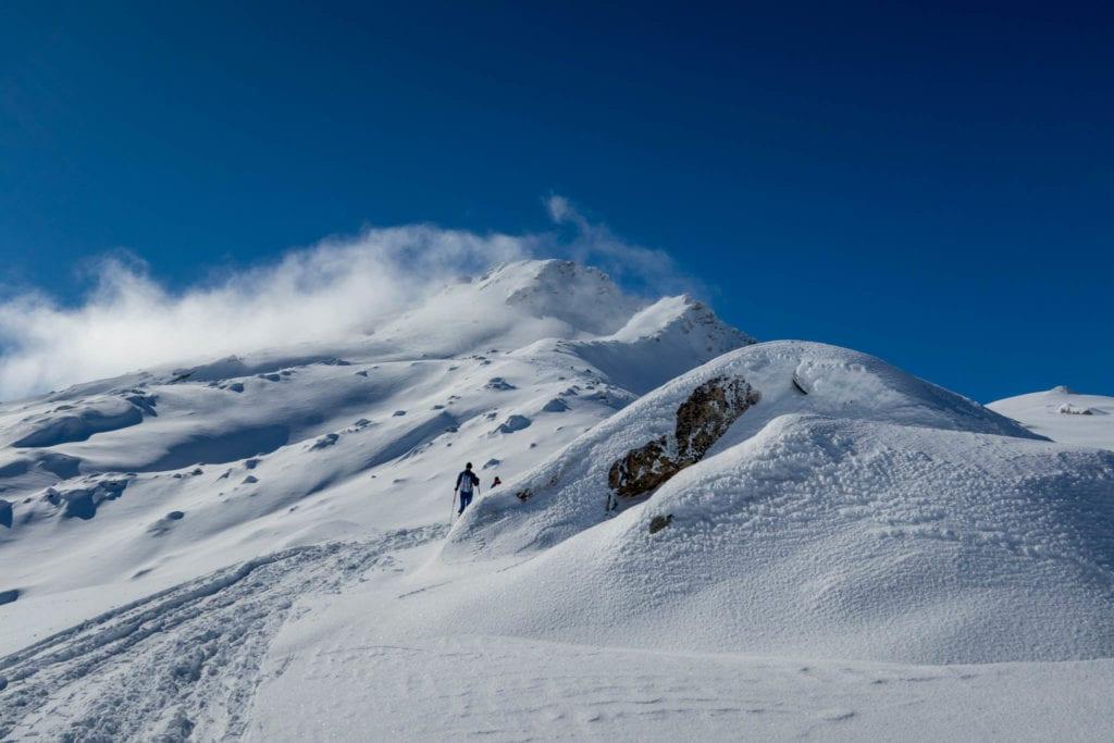 Schweiz, Skitour, Uri, Winterhorn