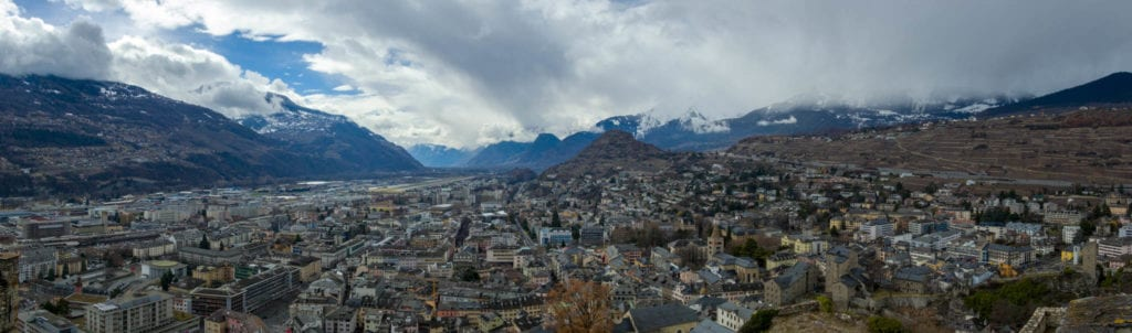 Schweiz, Valais, Veysonnaz, Wallis