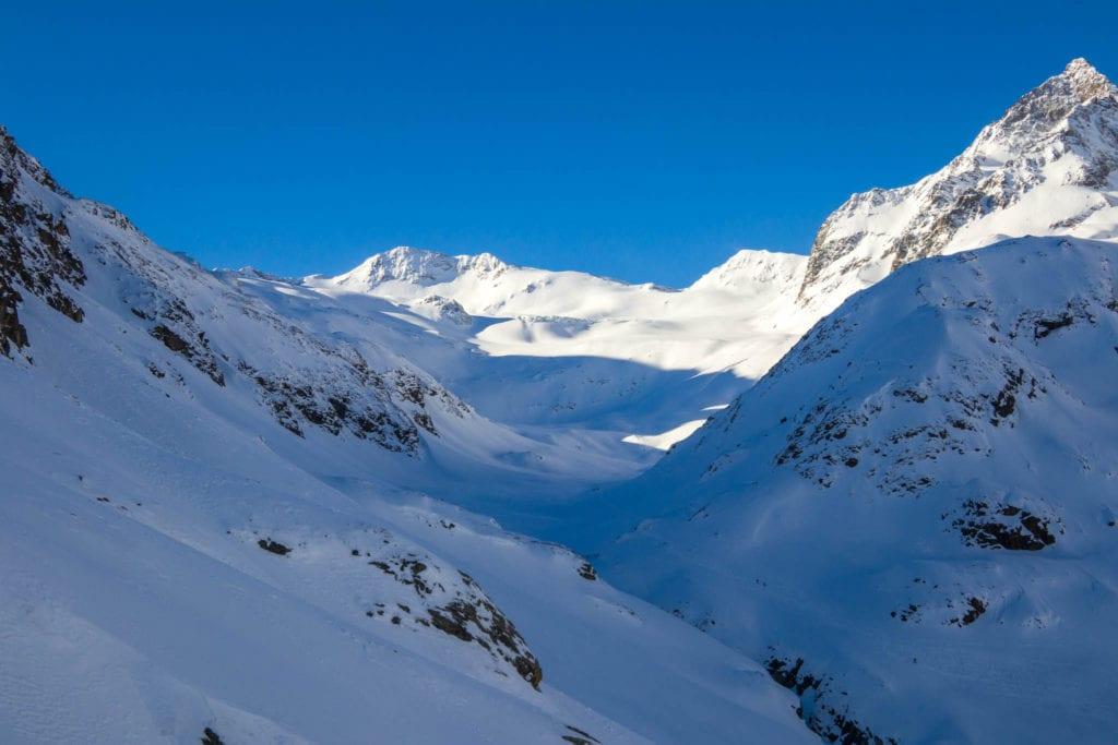 Amberghütte, Skitour, Tirol, Österreich