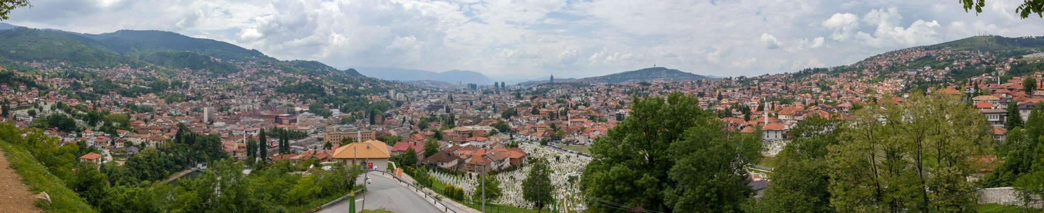Sarajevo May 2018