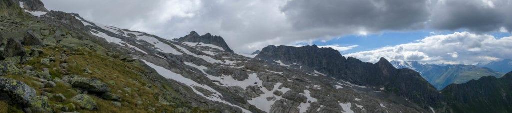 Graubünden, Hochtour, Piz Medel, Schweiz
