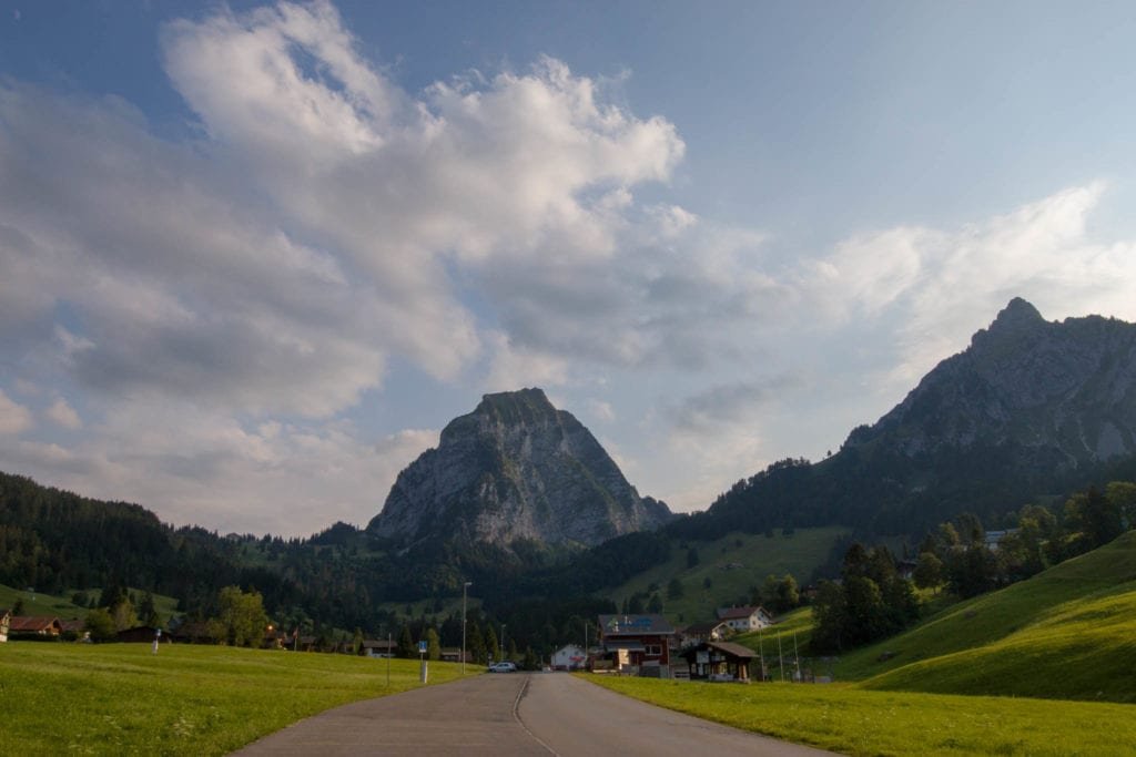 Furggelenstock, Schweiz, Schwyz, Wandern
