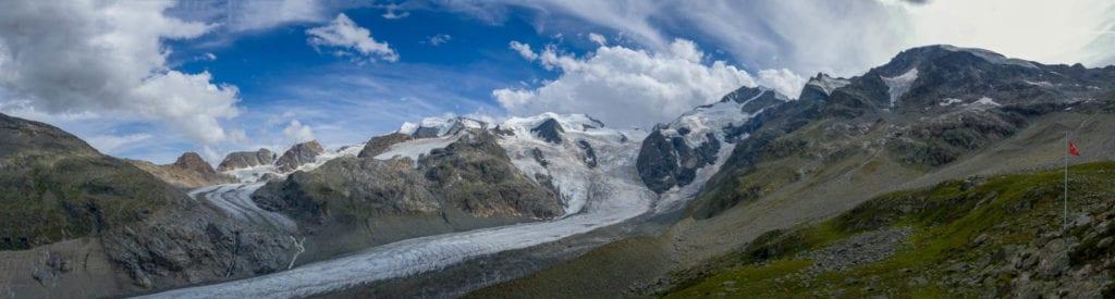 Engadin, Graubünden, Hochtour, Piz Morteratsch, Schweiz