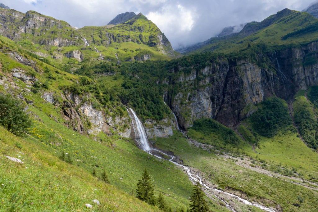 Glarus, Hochtour, Schweiz, Vrenelis Gärtli