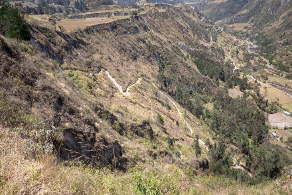 Ecuador, Quilotoa Loop